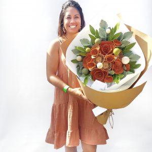 Fox Bouquet Large